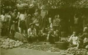 Pasar Sigli 1930 Sumber: Koleksi Digital