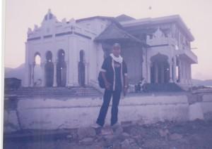Khairil Miswar (2005) Foto Pasca Tsunami di Ulee Lheu