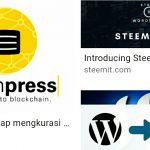 SteemPress dan Blog yang Terus Berdenyut