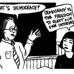 Demokrasi Kurang Ajar